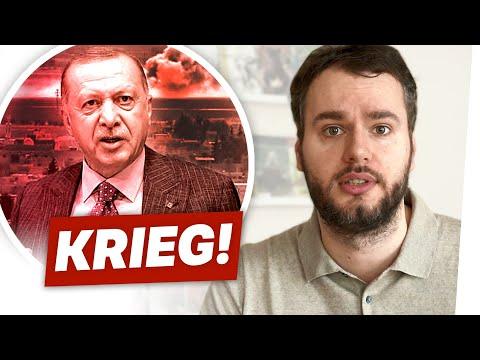 TÜRKEI greift KURDEN an: Was will Erdogan in Syrien?