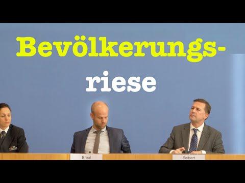 30. Oktober 2019 - Bundespressekonferenz | RegPK