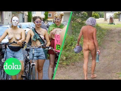 Warum sind hier nackte Menschen auf der Straße? | WDR Doku