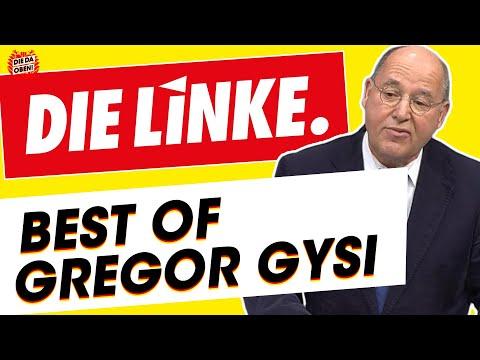 Best of Gregor Gysi (LINKE): DDR, Russland, Trump und die Waffen