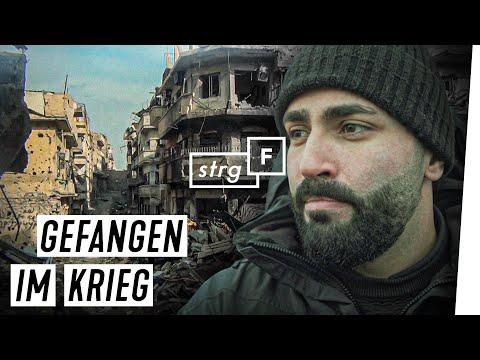 Gefangen im Krieg: Im Visier der Scharfschützen   STRG_F