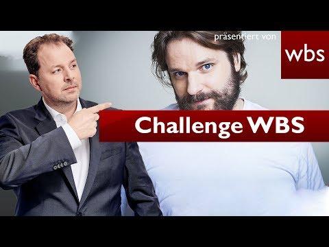 Muss Gronkh Wahlwerbung zeigen?   Challenge WBS Rechtsanwalt Christian Solmecke