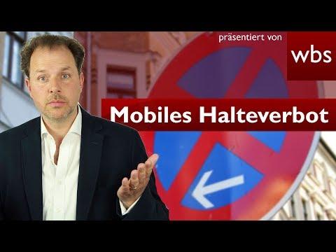 Ab wann darf mein Auto im mobilen Halteverbot abgeschleppt werden? | RA Christian Solmecke