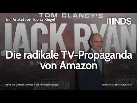 Die radikale TV-Propaganda von Amazon   Tobias Riegel   NachDenkSeiten-Podcast   04.11.2019