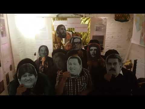#Solidarität con Evo Morales y #Bolivia #EvoEsPueblo @ Coop #Antiwar Cafe #Berlin