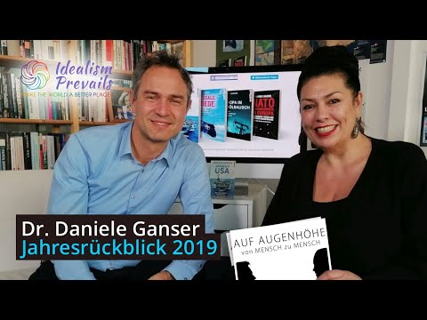 Dr. Daniele Ganser - Jahresrückblick 2019