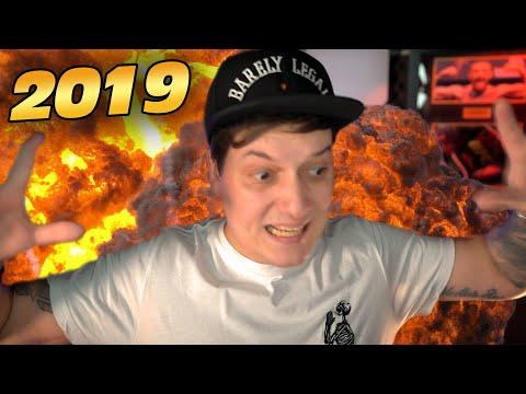 2019 war echt VERRÜCKT! Mein Jahresrückblick! 🎆 #LeNews