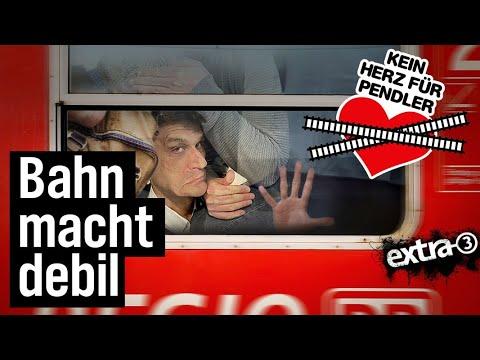 Aktion Sorgen-Bahn | extra 3 | NDR