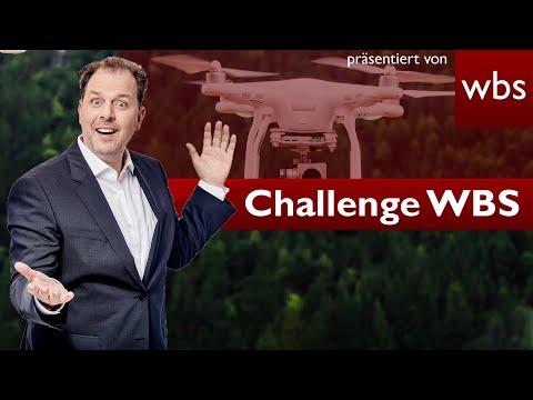 Drohne ohne Haftpflicht geflogen - Was droht?   Challenge WBS RA Christian Solmecke