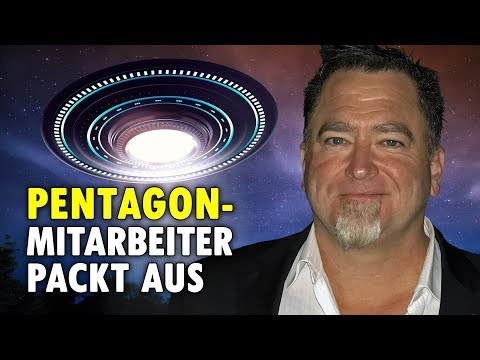 UFOs - Ex-Pentagon-Mitarbeiter Luis Elizondo von AATIP packt aus (ganzer Vortrag)