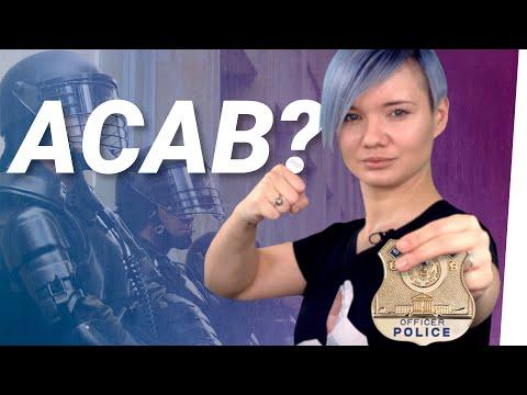 All Cops Are Bastards? Blödsinn! | Franziska Schreiber