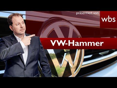 VW-Hammer! Vergleich im Dieselskandal abgesagt. Verbraucherschützer empört!