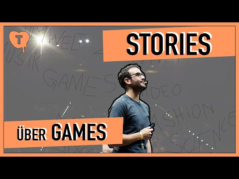 Ilyass Alaoui von Rocket Beans TV - Made in Japan: Stories über Games | TINCON Hamburg 2019