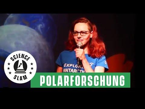 Schnee von gestern und was er uns über das Klima verrät (Maria-Elena Vorrath - Science Slam)
