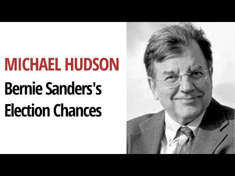 Michael Hudson on Bernie Sanders's chances for the 2020 Election