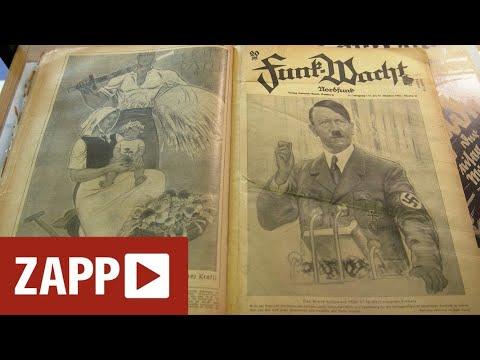 Verdrängt: Nazi-Vergangenheit der Bauer Media Group   ZAPP   NDR