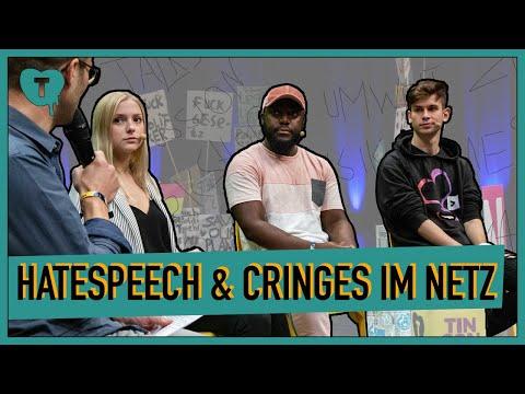 Kostas Kind, Yeboah & Hannah Molitor   Hate Speech und andere Cringes im Netz   TINCON Hamburg 2019