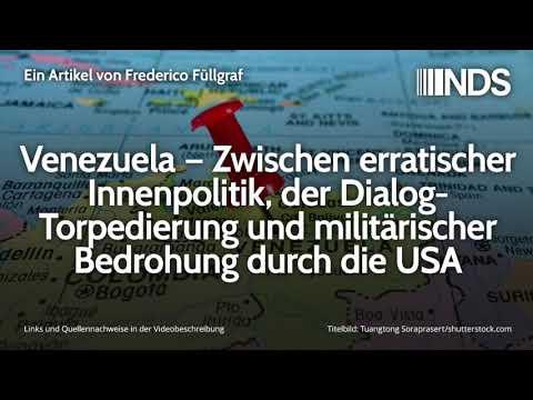 Venezuela – Zwischen erratischer Innenpolitik, der Dialog-Torpedierung und militärischer Bedrohung