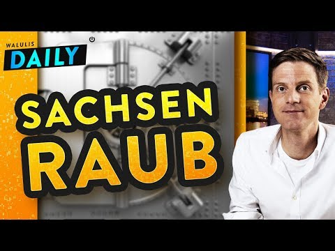 Diamanten-Raub in Dresden! Der perfekte Coup   WALULIS DAILY