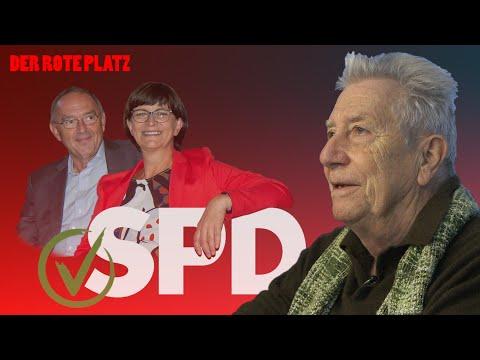 Der Rote Platz #62: SPD-Urwahl - Mit Eskien und Walter-Borjans eine neue Politik?