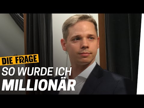Millionär mit 27: So wurde er reich!   Was macht Geld mit uns? Folge 2