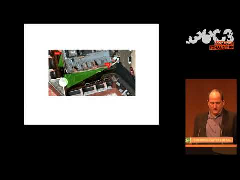 36C3 - Technical aspects of the surveillance in and around the Ecuadorian embassy in London - deuts