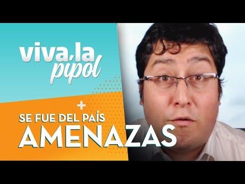 "Gino Lorenzini: ""Me fui del país porque estuve dos meses bajo amenaza"" - Viva La Pipol"