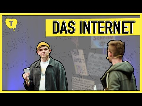 Ultralativ - Das Internet (Kurzfassung)   TINCON Hamburg 2019