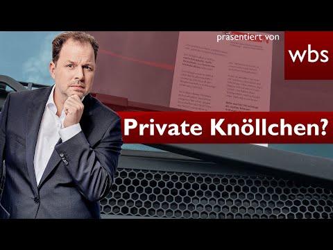 Knöllchen auf Privatparkplatz: Muss ich den Fahrer verpetzen? | Rechtsanwalt Christian Solmecke