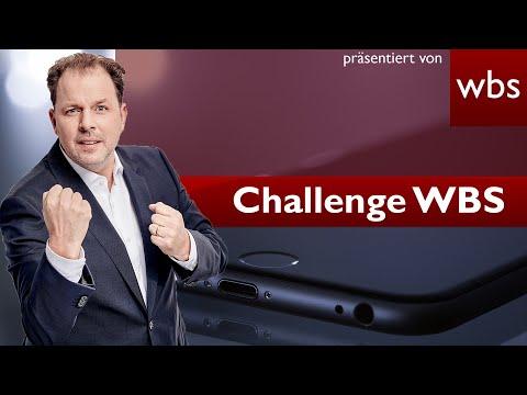 Geld geklaut & iPhone gekauft - Ist das dann meins? | Challenge WBS RA Christian Solmecke