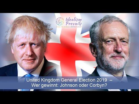 UK General Election 2019 - Wer gewinnt: Johnson oder Corbyn?