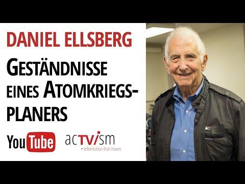 Geständnisse eines Atomkriegsplaners - Interview mit Whistleblower Daniel Ellsberg