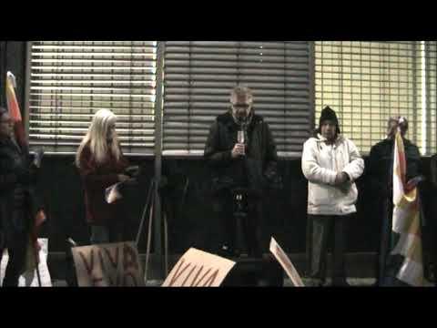 NEIN zum Putsch in Bolivien! Erklärung Antikriegscafe Berlin #EvoEsPueblo #EvoEsPresidente 13.11.19