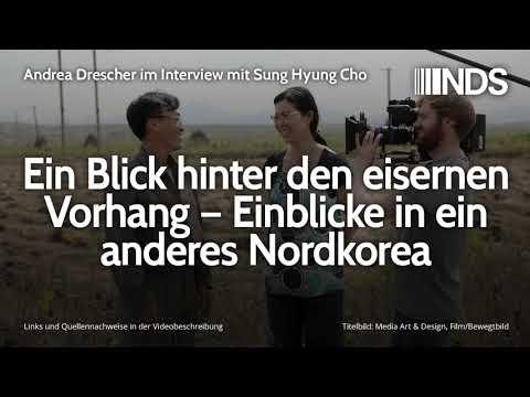 Blick hinter den eisernen Vorhang – Einblicke in ein anderes Nordkorea – Interview Sung Hyung Cho