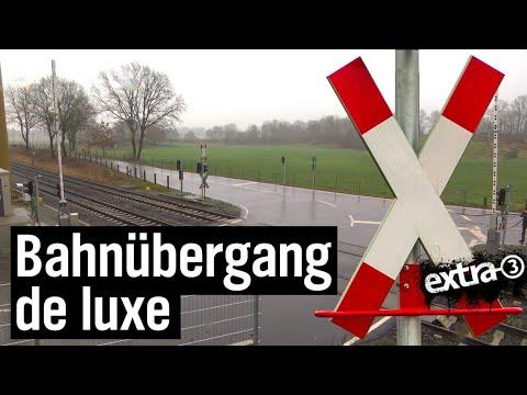 Realer Irrsinn: Teurer Bahnübergang in Wingst | extra 3 | NDR
