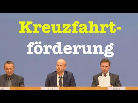 20. November 2019 - Sehenswerte Bundespressekonferenz   RegPK