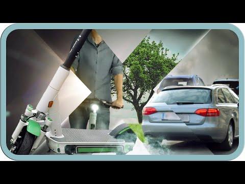 E-Scooter: Der große (Umwelt-) Betrug?   MrWissen2go EXKLUSIV