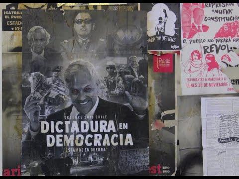 Revolte in Chile