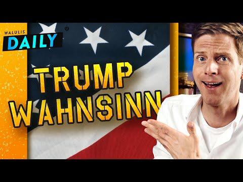 Donald Trump: Fliegt er jetzt raus? (Impeachment) | WALULIS DAILY