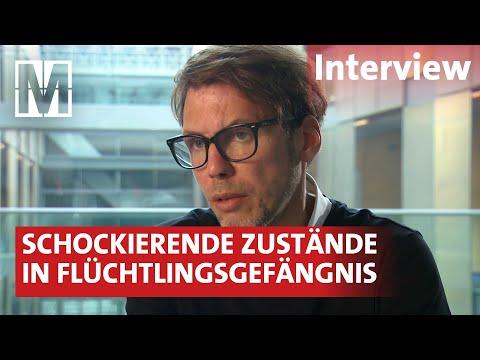 Einsatz im libyschen Gefangenenlager – MONITOR-Interview mit Christoph Hey (Ärzte ohne Grenzen)