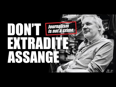 Report: Julian Assange Public Rally with Wikileaks, Nils Melzer, Tariq Ali Jen Robinson and others