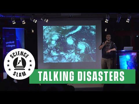 Talking Disasters (Andreas Schäfer - Science Slam)