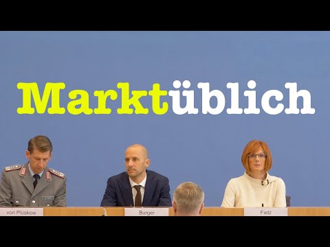 1. November 2019 - Bundespressekonferenz | RegPK