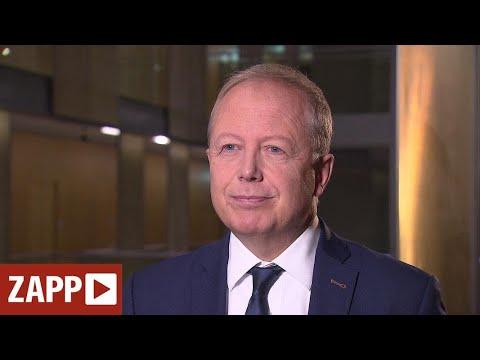 """Buhrow: """"Wir hatten über 10 Jahre keine Beitragserhöhung""""   ZAPP   NDR"""
