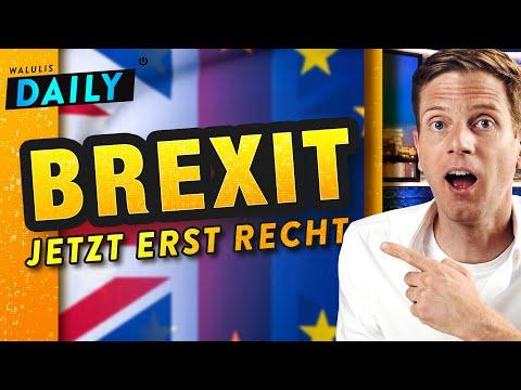 Brexit News: Jetzt ist Deutschland Schuld! | WALULIS DAILY