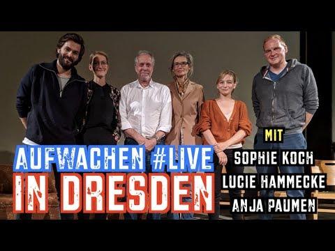 Aufwachen LIVE in Dresden: Quo vadis, Sachsen?!   Datenspuren 2019