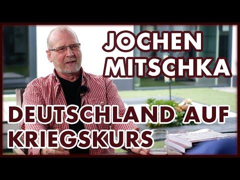 Jochen Mitschka: Deutschlands Angriffskriege