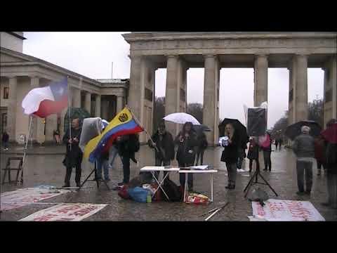 #Berlin 4.1.2020 / Rede Volker Wirth / Solidarität mit Lateinamerika #HaendewegvonVenezuela
