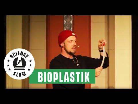 Bioplastik ist die neue 42 (Simon McGowan – Science Slam)