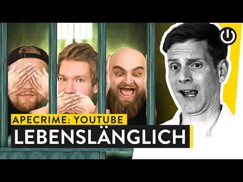ApeCrime - Gefangen in der YouTube - Hölle?   WALULIS